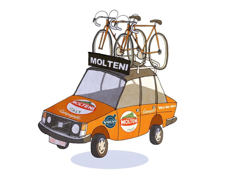 Merckx Monday's from Radavist