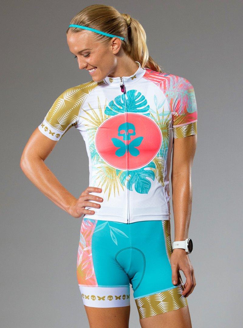 Betty Designs Kona16 Womens Cycle Bib Short