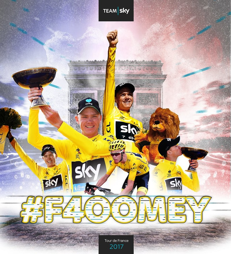 Froome' 2017