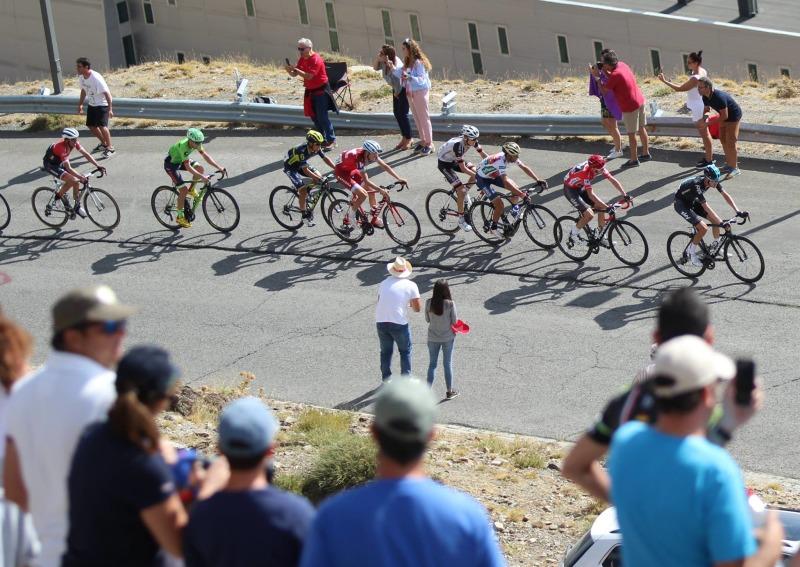 La Vuelta 2017 Stage 15. Photo by Alvaro Garcia