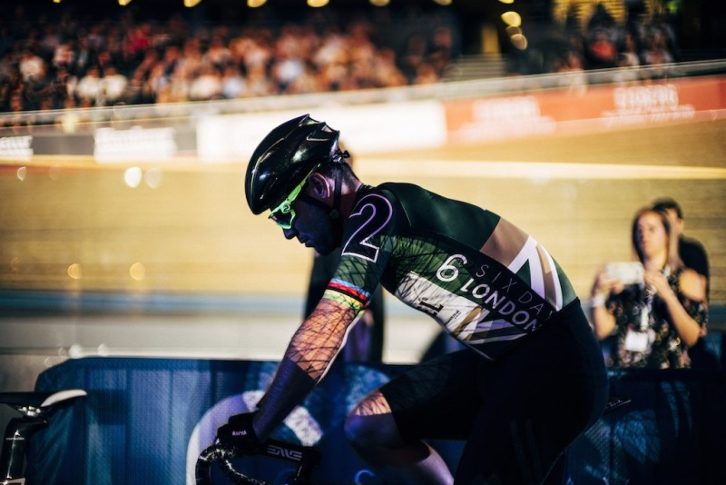 Mark Cavendish x Six Days London