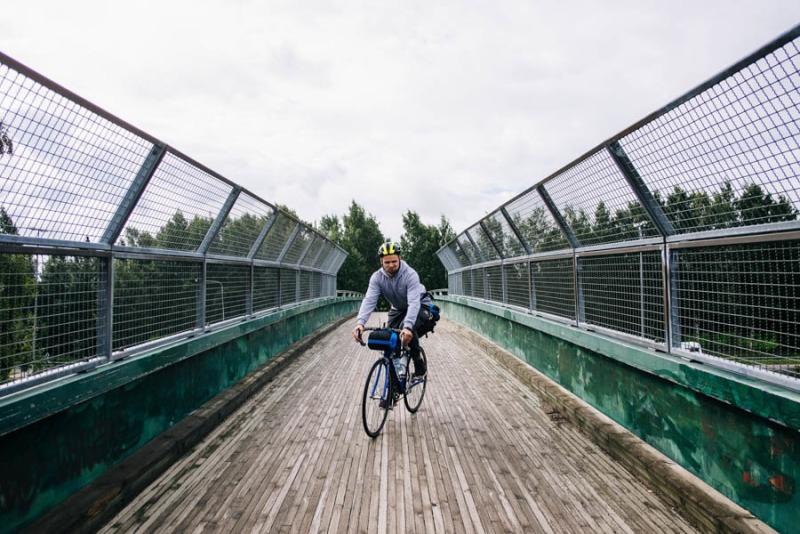BikeTouring | Хельсинки — Выборг