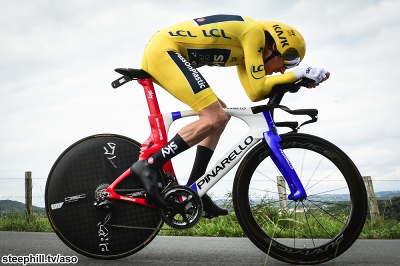 Tour de France (2018) Photos; Stage 20: Saint-Pée-sur-Nivelle → Espelette, 31 km