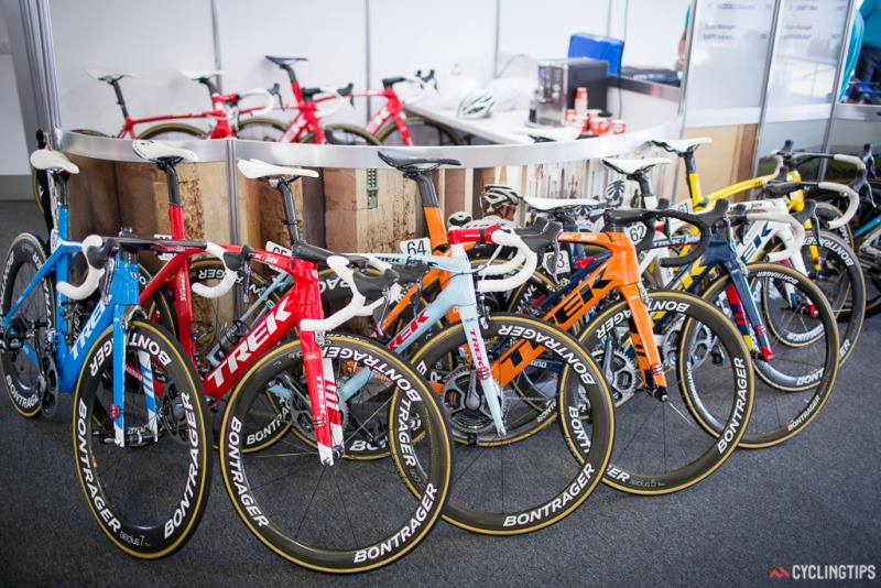 Trek-Segafredo bikes c4616a8b3